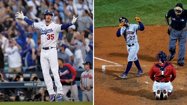 MLB Playoffs: Astros, Dodgers get critical wins; preview of today's games