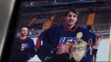 From overseas to the Olympics: How Team USA's goalie got his start