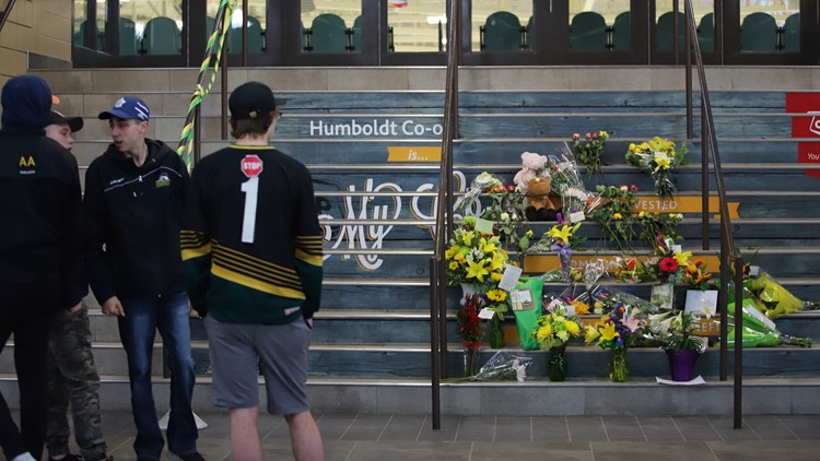 Humboldt Broncos dealing with loss of 15 of their own