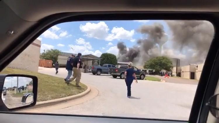 gatesville fire