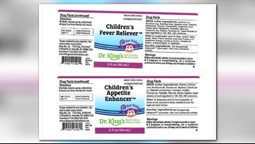King Bio recalls all homeopathic products that use water over contamination concerns