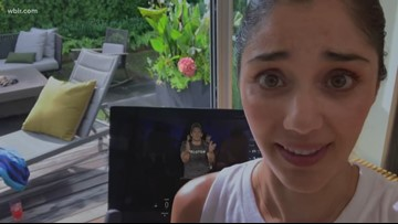 Peloton actress weighs in on ad's controversy: 'Honestly, I think it was my face'