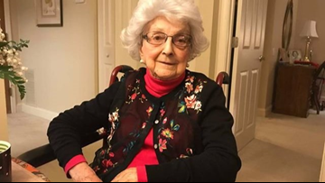 'I'm just livin'   Charlotte woman turning 109 years old says she still enjoys a glass of wine on Fridays