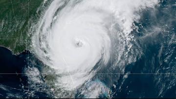 Watch live: Hurricane Dorian moves past Florida