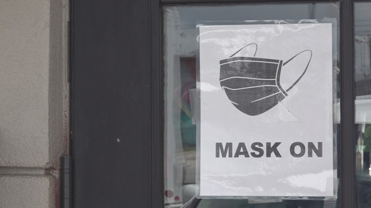VERIFY: No, the Houston Restaurant Association and the TABC do not have the authority to enforce mask mandates at restaurants