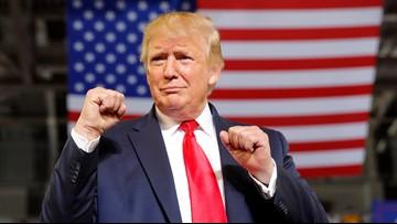 Trump slams congresswomen; Greenville, N.C. crowd roars, 'Send her back!'