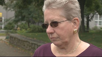 'Very frustrating' | It was supposed to be a routine oil change, but now her car is totaled
