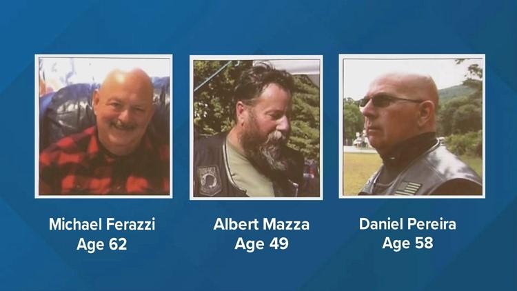 Victims of the Randolf crash