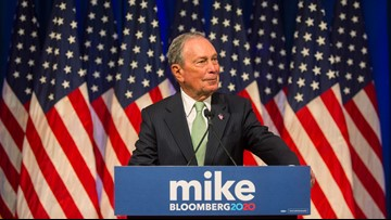 Mike Bloomberg will keep his campaign operations going in states like Texas