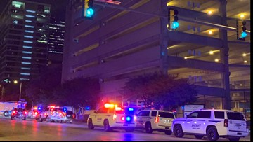 Deputy dies after being found shot in downtown Fort Worth