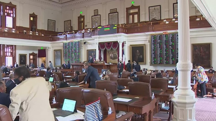 Texas legislature passes election bill; breaking down the situation in Afghanistan | Inside Texas Politics