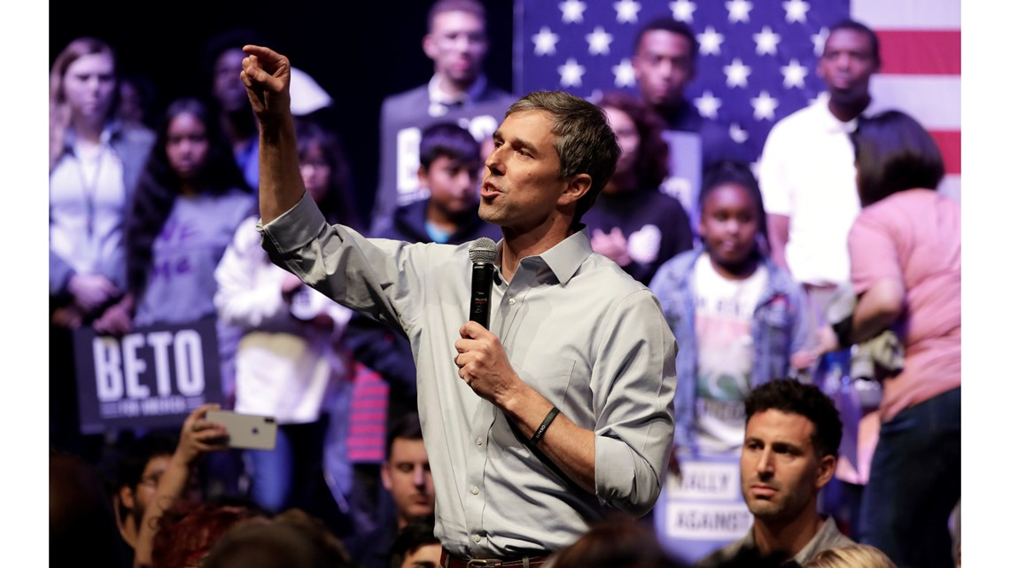 Beto O'Rourke shares timeline for decision about whether to run for Texas governor