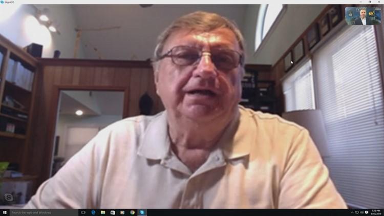 James Pritchett, a crane safety expert, based near Mobile, Ala.