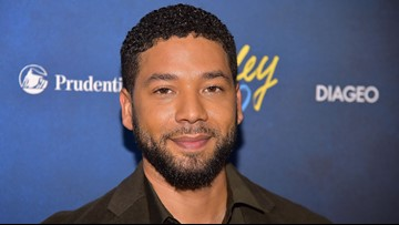 The Latest: Jussie Smollett says no truth he played role in attack