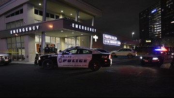 22-year-old woman shot in the face in road rage incident, Dallas police say
