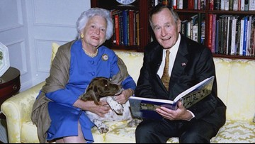 George and Barbara Bush: The story behind 73 years of marriage