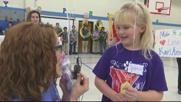 Make-A-Wish grants wish for Dallas girl, who wished for the same thing as her older sister