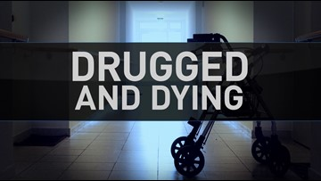 Drugged and Dying: Despite FDA warnings and settlements, nursing homes still push anti-psychotics