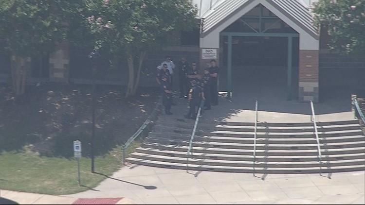 Student dies from 'self-inflicted' gunshot wound at McKinney school