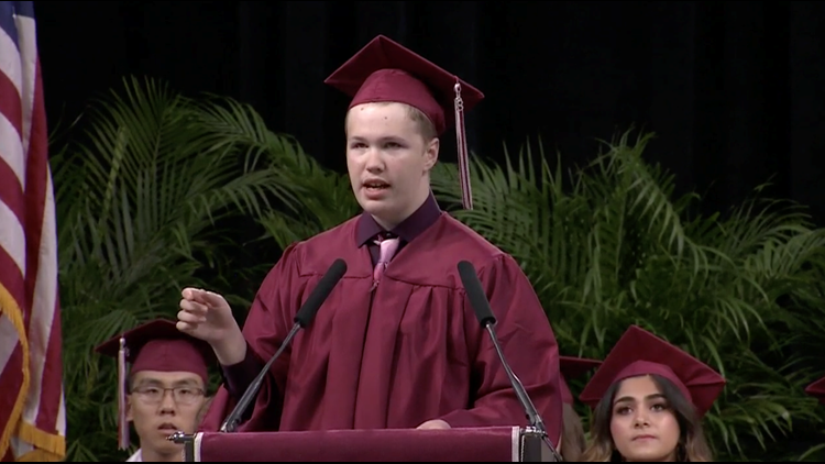 'Don't follow someone else's dreams': 8 things this inspirational Texas teen taught us