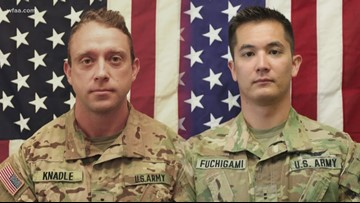 33-year-old soldier from North Texas, 25-year-old from Hawaii killed in Afghanistan helicopter crash, DOD says