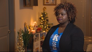 Mother collecting toys for kids in need after losing young son to shooting