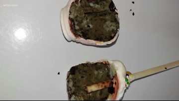 Mother says daughter's cake pop was full of mold at new Fort Worth dessert bar