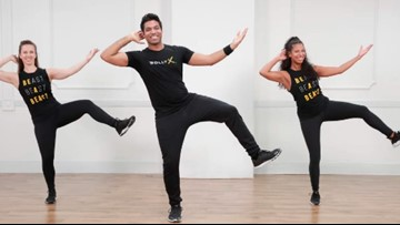 Get fit, dance to Bollywood tunes with Bolly X