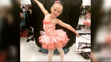Giving spirit of 6-year-old Burleson girl lives on through organ donation
