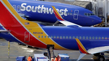 Southwest Airlines shutting down Dallas Love Field operations tonight due to forecasted storms