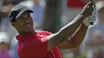 Tiger Woods' road to the Masters Tournament went through a North Texas back treatment center