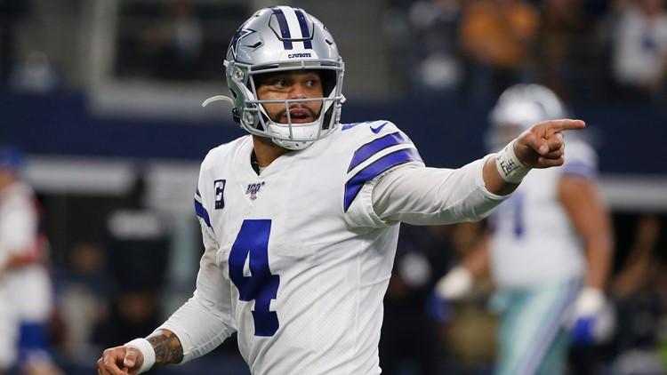 Dallas Cowboys put a tag on it: QB Dak Prescott locked in for 2020 season