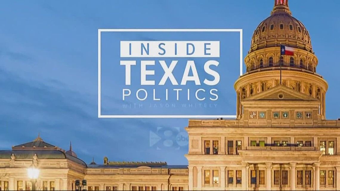 Inside Texas Politics: Bill would aim to ban hair discrimination in 2021