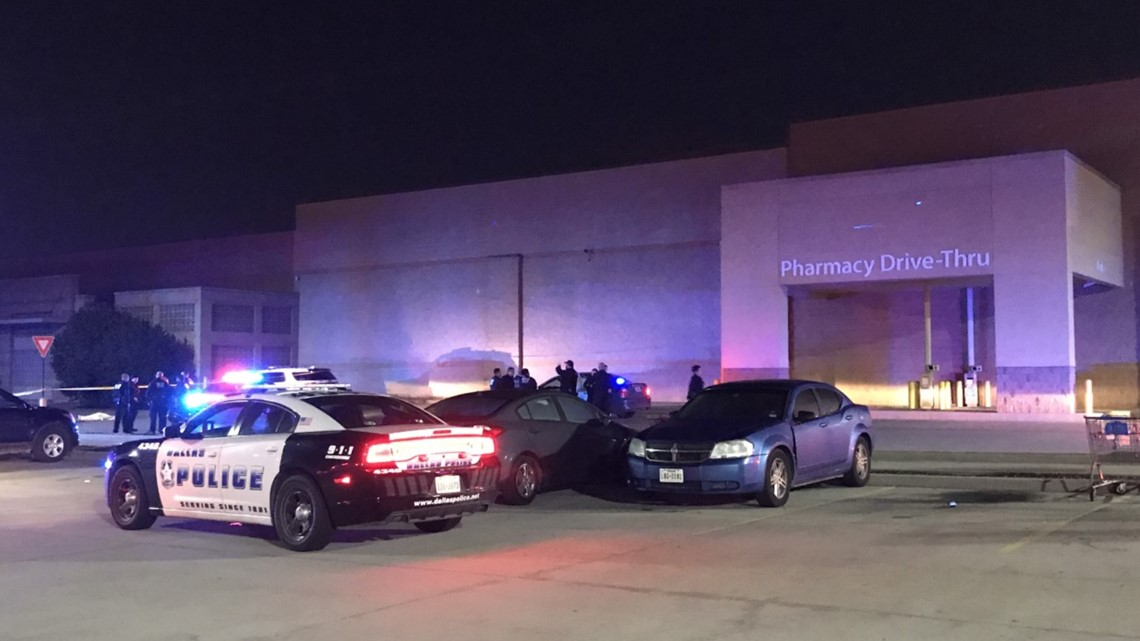 Woman killed in shooting at North Dallas Walmart