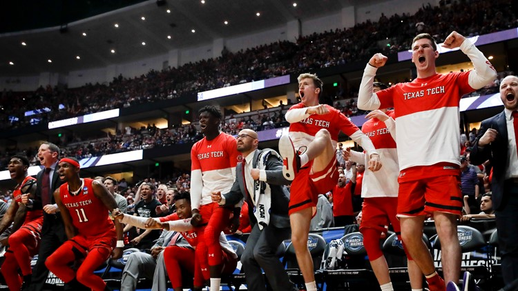 Texas Tech clinches spot in Final Four with win over No. 1 seed Gonzaga