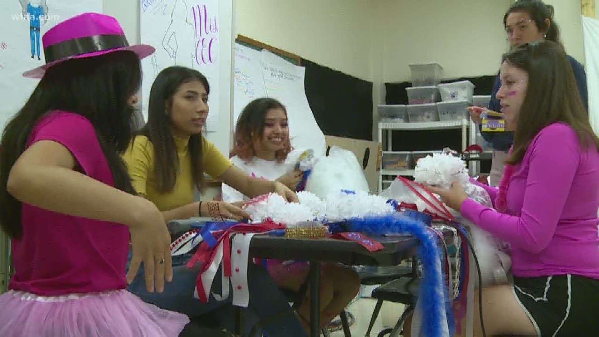 How Southwest High School Students Are Sharing The Joy Of