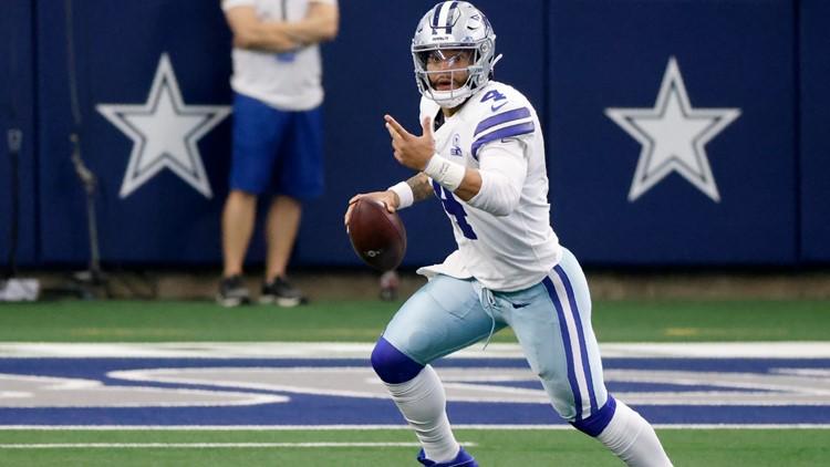 Dallas Cowboys agree on new contract with Dak Prescott