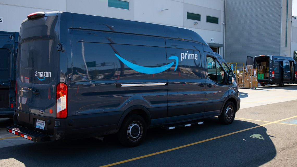 Four Amazon Delivery Trucks Carjacked In Area In Recent