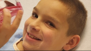 'His doctor said he's dying,' Mom of 9-year-old with a failing donor-heart asks for Christmas cards to cheer him up