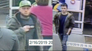 Razor blades found under shopping cart handles at Walmart in North Carolina, police say