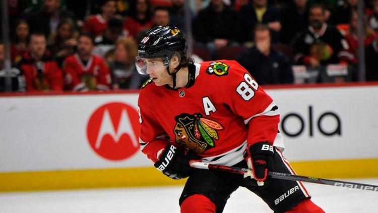Chicago Blackhawks won't change name, says it honors namesake