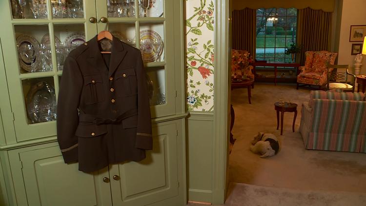 John military jacket