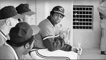 Baseball legend, Beaumont native Frank Robinson dies at 83