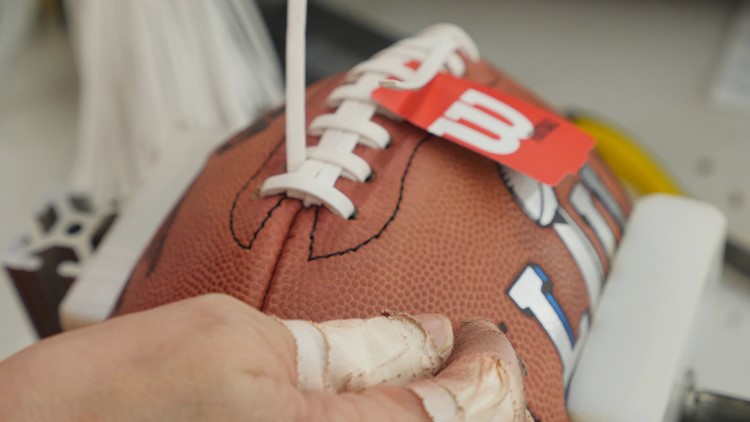 Did you know Super Bowl footballs are made in a small Ohio town?