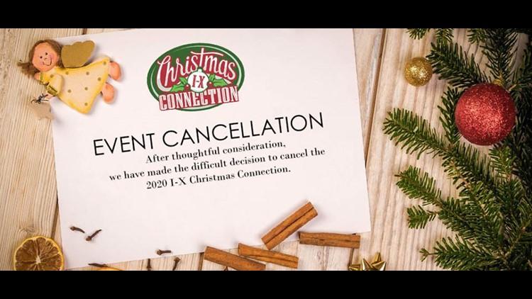 Christmas Events Houston 2020 Coronavirus concerns cancel Cleveland I X Christmas Connection