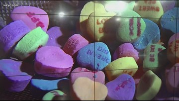 65% of Sweethearts candies will be blank this Valentine's Day