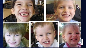 'These five little babies finally got justice': father gets death for killing his children