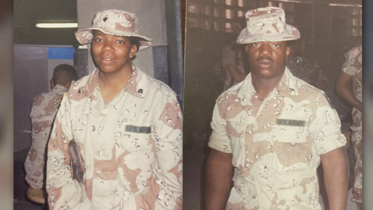 Midlands couple remembers Operation Desert Storm 30 years later