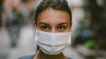 Can wearing a face mask protect you from the new coronavirus (COVID-19)?