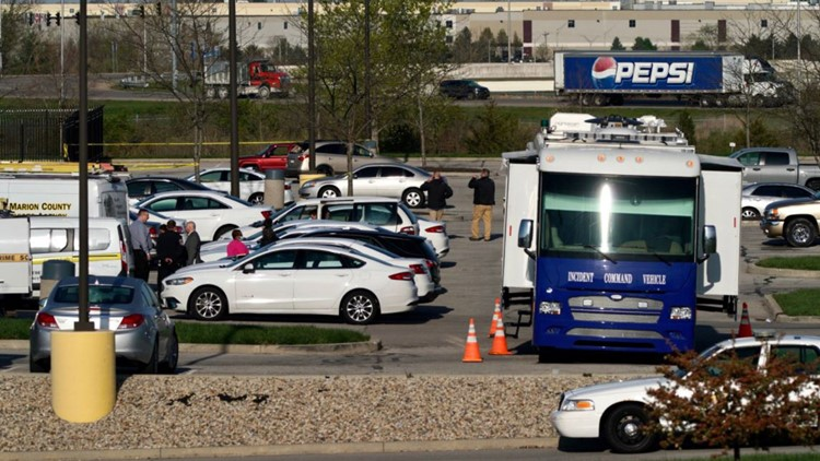 Mass shooting at Indianapolis FedEx facility leaves 8 dead; suspect had 2 assault rifles he purchased legally